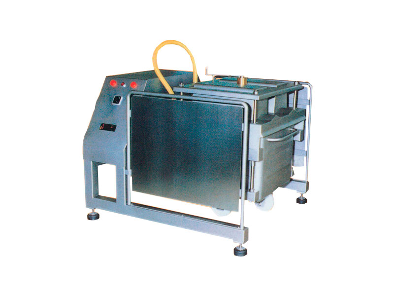 "MIXER-KNEADER ""CARBOVAC-200"" TYPE FOR SPICES AND MEAT PRODUCTS"